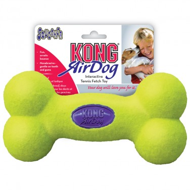 Kong Air Medium Squeaker Bone £5.99